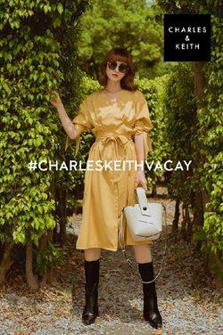 Charles & Keith catalogue ( Expired )
