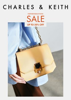 Charles & Keith catalogue ( Published today )