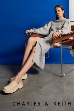 Charles & Keith offers in the Charles & Keith catalogue ( 15 days left)