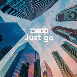Mat & May deals in the Johannesburg special