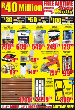 DIY & Garden offers in the Boxer Build catalogue ( 1 day ago)