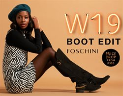 Foschini deals in the Cape Town special