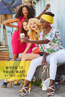 Women's shoes offers in the Foschini catalogue in Cape Town