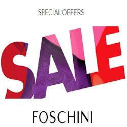 Sales offers in the Foschini catalogue in Cape Town