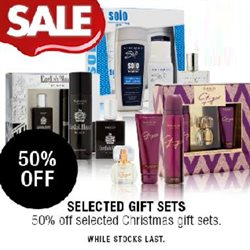 Christmas offers in the Foschini catalogue in Cape Town