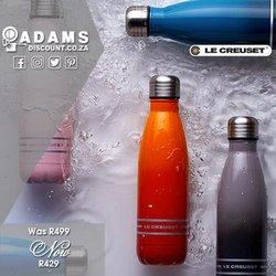 Adams Discount Centre catalogue ( 4 days left )