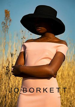 Clothes, Shoes & Accessories offers in the Jo Borkett catalogue in Cape Town ( More than a month )
