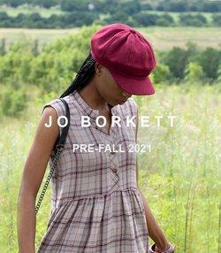 Jo Borkett catalogue ( 3 days left )