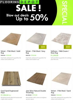 Flooring Depot catalogue ( Expired )