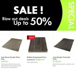 Ideal specials in Flooring Depot