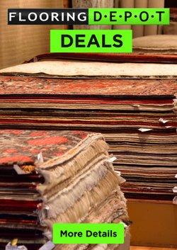 Flooring Depot offers in the Flooring Depot catalogue ( 29 days left)