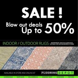 Flooring Depot offers in the Flooring Depot catalogue ( 3 days left)