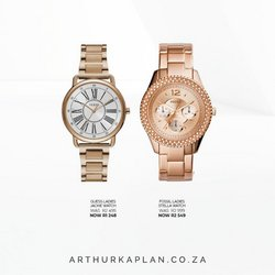 Guess offers in the Arthur Kaplan catalogue ( Expires today)