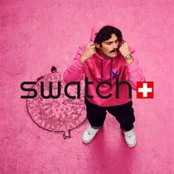 Swatch deals in the East London special