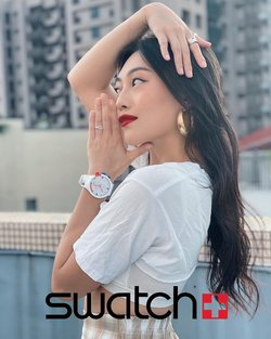 Swatch offers in the Swatch catalogue ( 24 days left)
