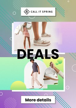 Call It Spring offers in the Call It Spring catalogue ( 28 days left)