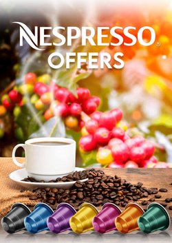 Nespresso catalogue ( Published today )