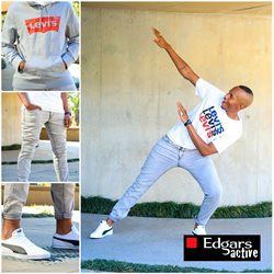 Edgars Active deals in the Johannesburg special