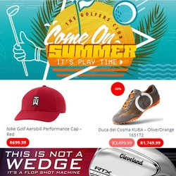 The Golfers Club offers in the The Golfers Club catalogue ( 7 days left)