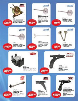 Exhaust offers in the Goldwagen catalogue in Cape Town