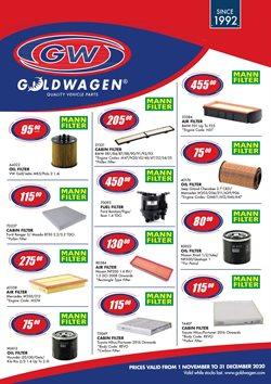 Goldwagen catalogue ( Expired )