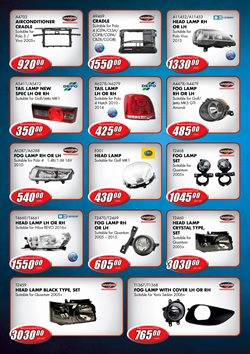 Air conditioner offers in the Goldwagen catalogue in Cape Town