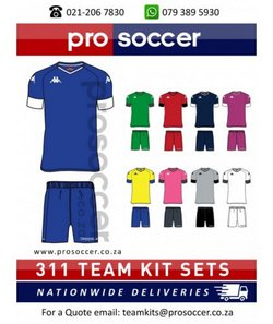 Pro Soccer catalogue ( More than a month )