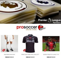 Sport offers in the Pro Soccer catalogue ( 25 days left)