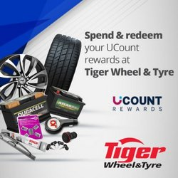 Tiger Wheel & Tyre offers in the Tiger Wheel & Tyre catalogue ( 6 days left)