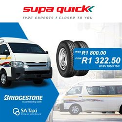 Supa Quick catalogue in Soweto ( 16 days left )