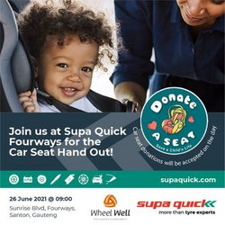 Supa Quick offers in the Supa Quick catalogue ( 6 days left)