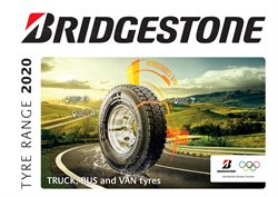 Bridgestone catalogue ( More than a month )