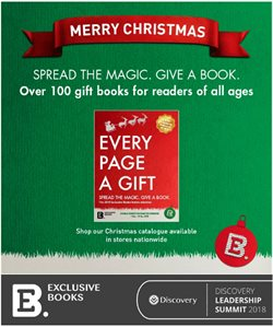 Books & stationery offers in the Exclusive Books catalogue in Soweto