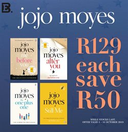 Books & Stationery offers in the Exclusive Books catalogue in Roodepoort