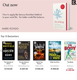 Books & Stationery offers in the Exclusive Books catalogue in Cape Town ( 18 days left )