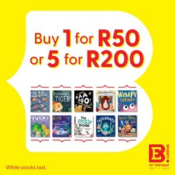 Exclusive Books catalogue ( 1 day ago )