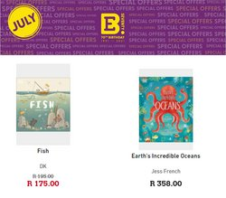 Books & Stationery offers in the Exclusive Books catalogue ( Expires today)