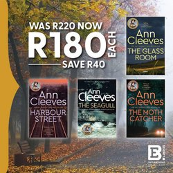 Books & Stationery offers in the Exclusive Books catalogue ( 4 days left)