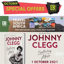 Books & Stationery offers in the Exclusive Books catalogue ( 5 days left)