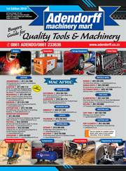 Adendorff Machinery Mart Deals In The Cape Town Special