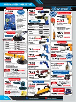 Grinder offers in the Adendorff Machinery Mart catalogue in Cape Town