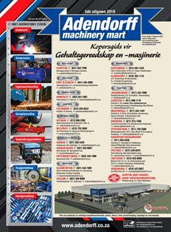 Adendorff Machinery Mart deals in the Pretoria special