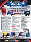 Adendorff Machinery Mart catalogue in Cape Town ( 20 days left )