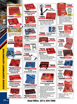 Diesel offers in the Adendorff Machinery Mart catalogue ( 10 days left)