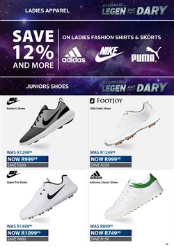 Adidas sneakers specials in The Pro Shop