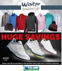 The Pro Shop catalogue in Pretoria ( 6 days left )