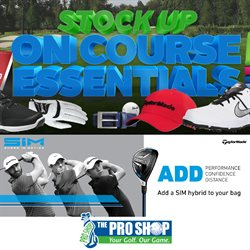 The Pro Shop catalogue ( Expired )