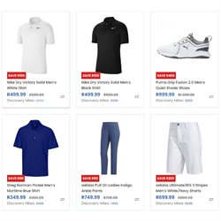 The Pro Shop catalogue in Durban ( 20 days left )