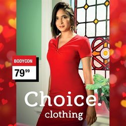 Dress specials in Choice Clothing