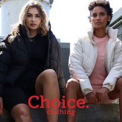 Choice Clothing catalogue ( More than a month )